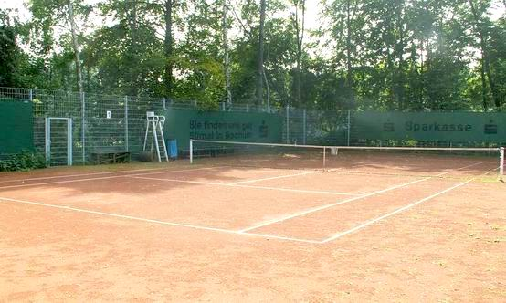 Tennis in Bochum Hamme